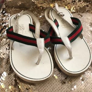 Gucci girl ssndals